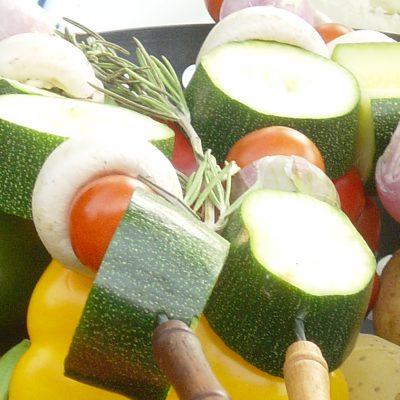 Taboulé met gegrilde halloumi, tomaat & komkommer – week 19 juni t/m 25 juni