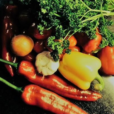 Potage aux tomates et boulettes – week 24 juli t/m 28 juli