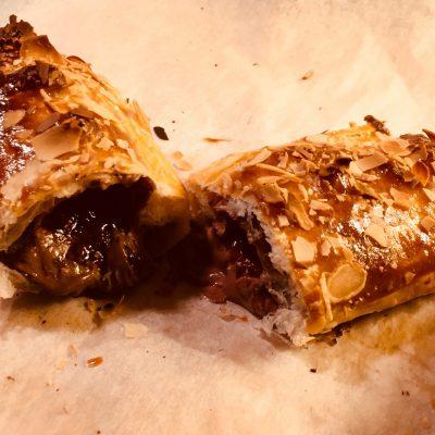 Chausson au Toblerone