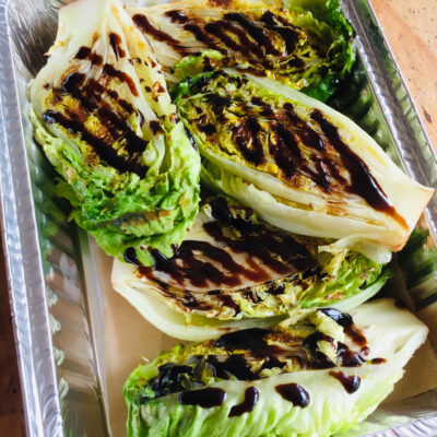 petite salade grillee